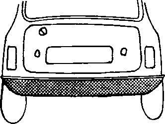 Panneau arrière - VAN WEZEL - 0201.35