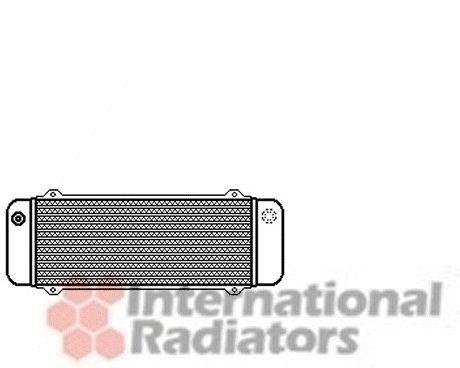 Radiateur d'huile - VAN WEZEL - 03003033