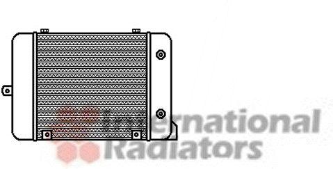 Radiateur d'huile - VAN WEZEL - 03003035
