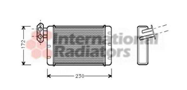 Système de chauffage - VAN WEZEL - 02006058
