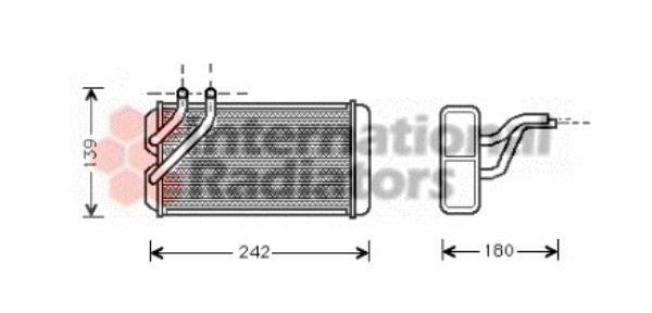 Système de chauffage - VAN WEZEL - 02006106
