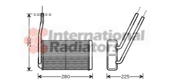 Système de chauffage - VAN WEZEL - 02006177