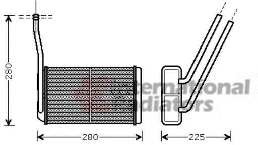 Système de chauffage - VAN WEZEL - 02006195