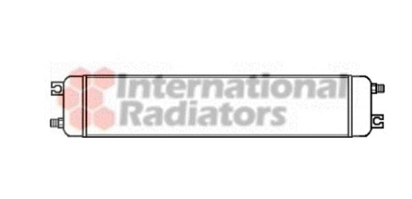 Radiateur d'huile - VAN WEZEL - 06003119