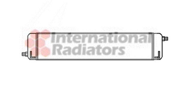 Radiateur d'huile - VAN WEZEL - 06003120