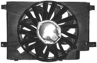Ventilateur, refroidissement du moteur - VAN WEZEL - 0147744