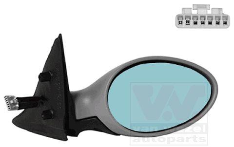 Rétroviseur extérieur - VAN WEZEL - 0156818