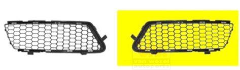 Grille de ventilation, pare-chocs - VAN WEZEL - 0160591
