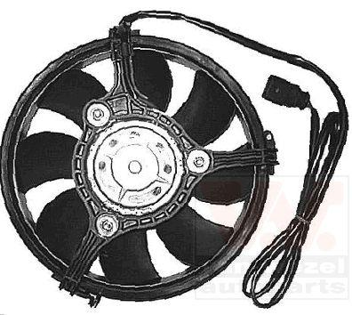 Ventilateur, refroidissement du moteur - VAN WEZEL - 0315747
