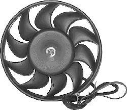 Ventilateur, refroidissement du moteur - VAN WEZEL - 0322747