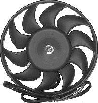 Ventilateur, refroidissement du moteur - VAN WEZEL - 0322748