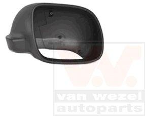 Revêtement, rétroviseur extérieur - VAN WEZEL - 0323842