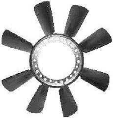 Roue du souffleur, refroidissement  du moteur - VAN WEZEL - 0325742