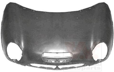 Capot-moteur - VAN WEZEL - 0503660