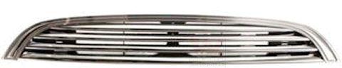 Grille de radiateur - VAN WEZEL - 0504518