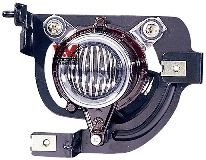 Projecteur antibrouillard - VAN WEZEL - 0148996
