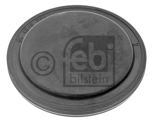 Couvercle de flasque, transmission automatique - FEBI BILSTEIN - 02067