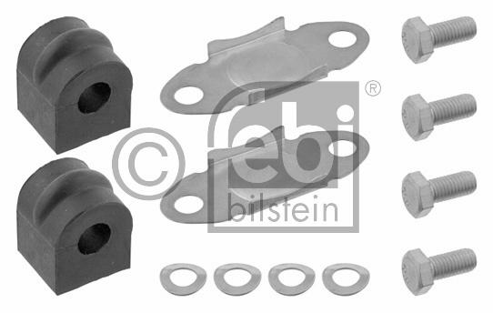 Kit de réparation, suspension du stabilisateur - FEBI BILSTEIN - 02525