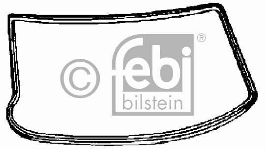 Joint d'étanchéité, pare-brise - FEBI BILSTEIN - 02736