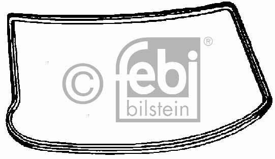 Joint d'étanchéité, pare-brise - FEBI BILSTEIN - 02752