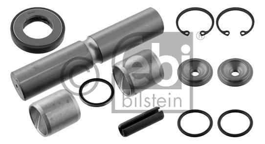 Kit d'assemblage, pivot de fusée d'essieu - FEBI BILSTEIN - 03652