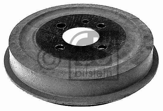 Tambour de frein - FEBI BILSTEIN - 04098