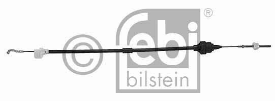 Tirette à câble, commande d'embrayage - FEBI BILSTEIN - 04189