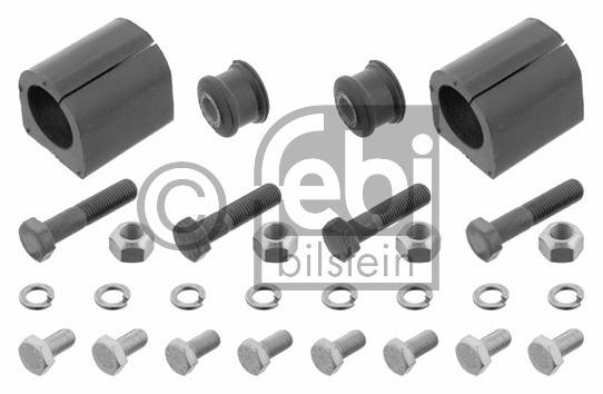 Kit de réparation, suspension du stabilisateur - FEBI BILSTEIN - 10245