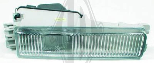 Projecteur antibrouillard - DIEDERICHS Germany - 1015089