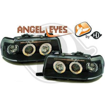 Bloc-optique, projecteurs principaux - DIEDERICHS Germany - 1015380