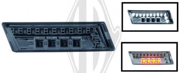 Kit de feux clignotants - DIEDERICHS Germany - 1017478