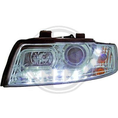 Bloc-optique, projecteurs principaux - DIEDERICHS Germany - 1017685