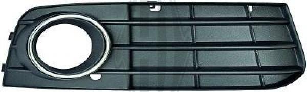 Grille de ventilation, pare-chocs - DIEDERICHS Germany - 1018046