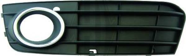 Grille de ventilation, pare-chocs - DIEDERICHS Germany - 1018047