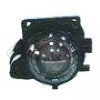 Projecteur antibrouillard - DIEDERICHS Germany - 1024089