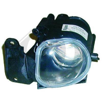 Projecteur antibrouillard - DIEDERICHS Germany - 1024189