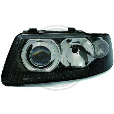 Bloc-optique, projecteurs principaux - DIEDERICHS Germany - 1030185
