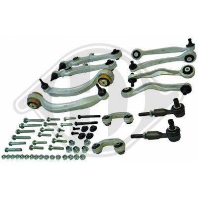 Bras de liaison, suspension de roue - DIEDERICHS Germany - 1101610