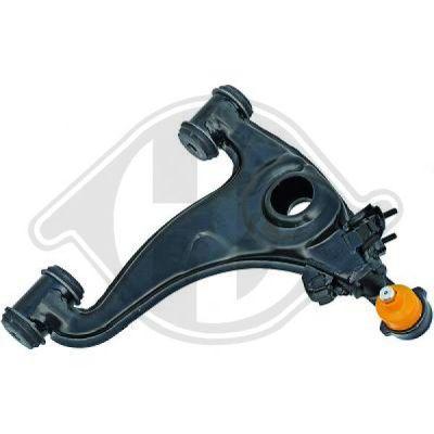 Bras de liaison, suspension de roue - DIEDERICHS Germany - 1161200