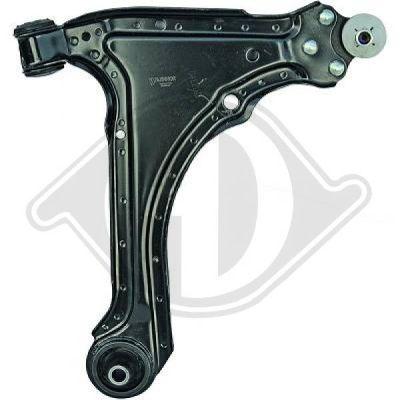 Bras de liaison, suspension de roue - DIEDERICHS Germany - 1180400