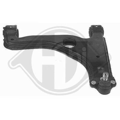 Bras de liaison, suspension de roue - DIEDERICHS Germany - 1180500