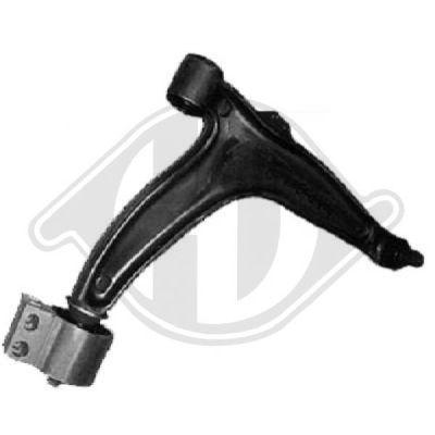 Bras de liaison, suspension de roue - DIEDERICHS Germany - 1180601