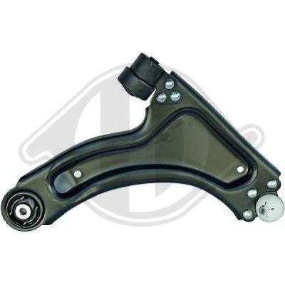 Bras de liaison, suspension de roue - DIEDERICHS Germany - 1181300