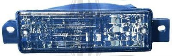 Kit de feux clignotants - DIEDERICHS Germany - 1211375