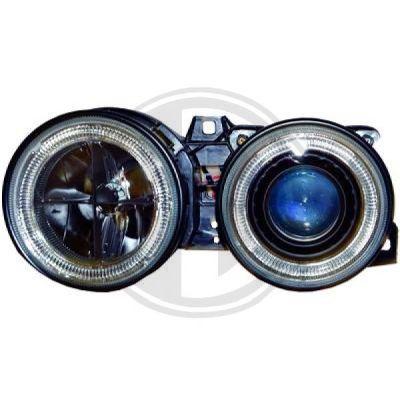 Bloc-optique, projecteurs principaux - DIEDERICHS Germany - 1211480