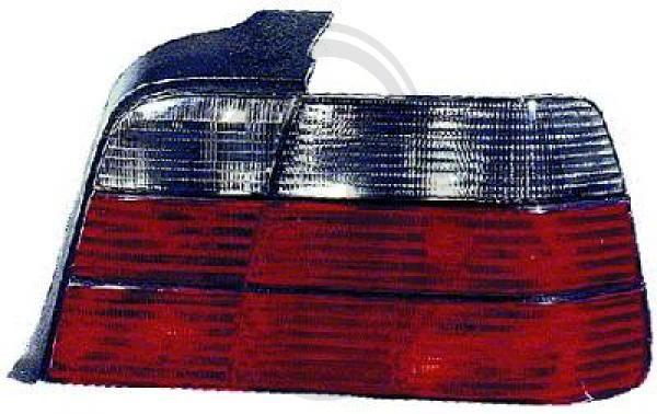 Kit de feux arrières - DIEDERICHS Germany - 1213096