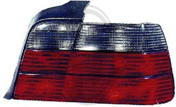 Kit de feux arrières - DIEDERICHS Germany - 1213097
