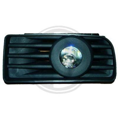 Bloque-optique, projecteur antibrouillard - DIEDERICHS Germany - 1213288