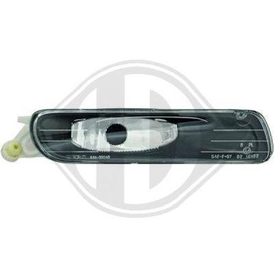 Projecteur antibrouillard - DIEDERICHS Germany - 1214089